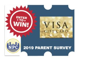 ENTER to WIN!!! $100 Visa Gift Card @ 2019 Northampton Brief Parent Survey