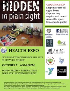 Youth Health Expo @ Northampton Center for the Arts